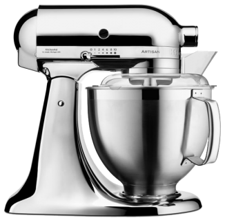 KitchenAid Artisan keukenrobot - Chroom
