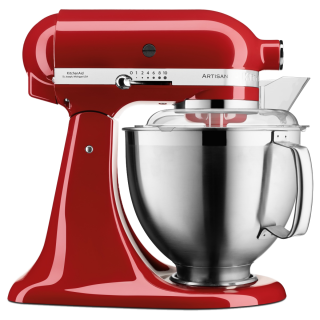 KitchenAid Artisan keukenrobot - Appelrood