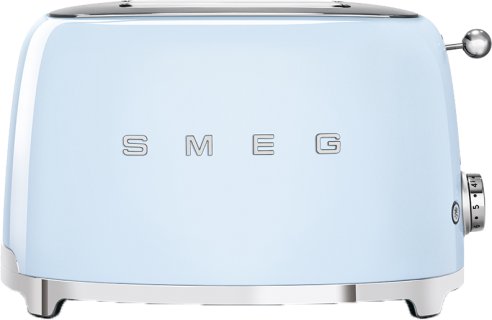 Smeg broodrooster 2x2 - blauw